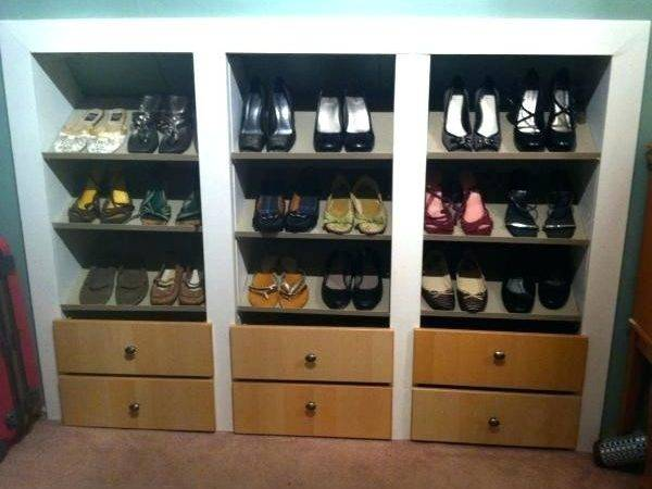 Yourself Shoe Cabinet Dowel Rack Storing Boots