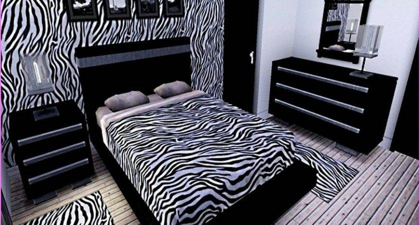 Zebra Bedroom Decor Ideas Home
