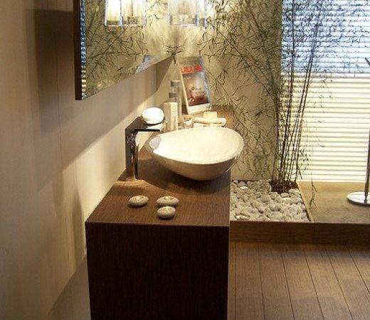 Zen Bathroom Inspired Asian Designs